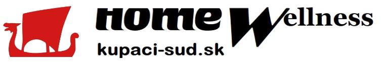 Kúpacie kade a  sauny Logo